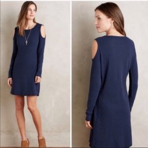Sol Angeles Cold Shoulder Dress